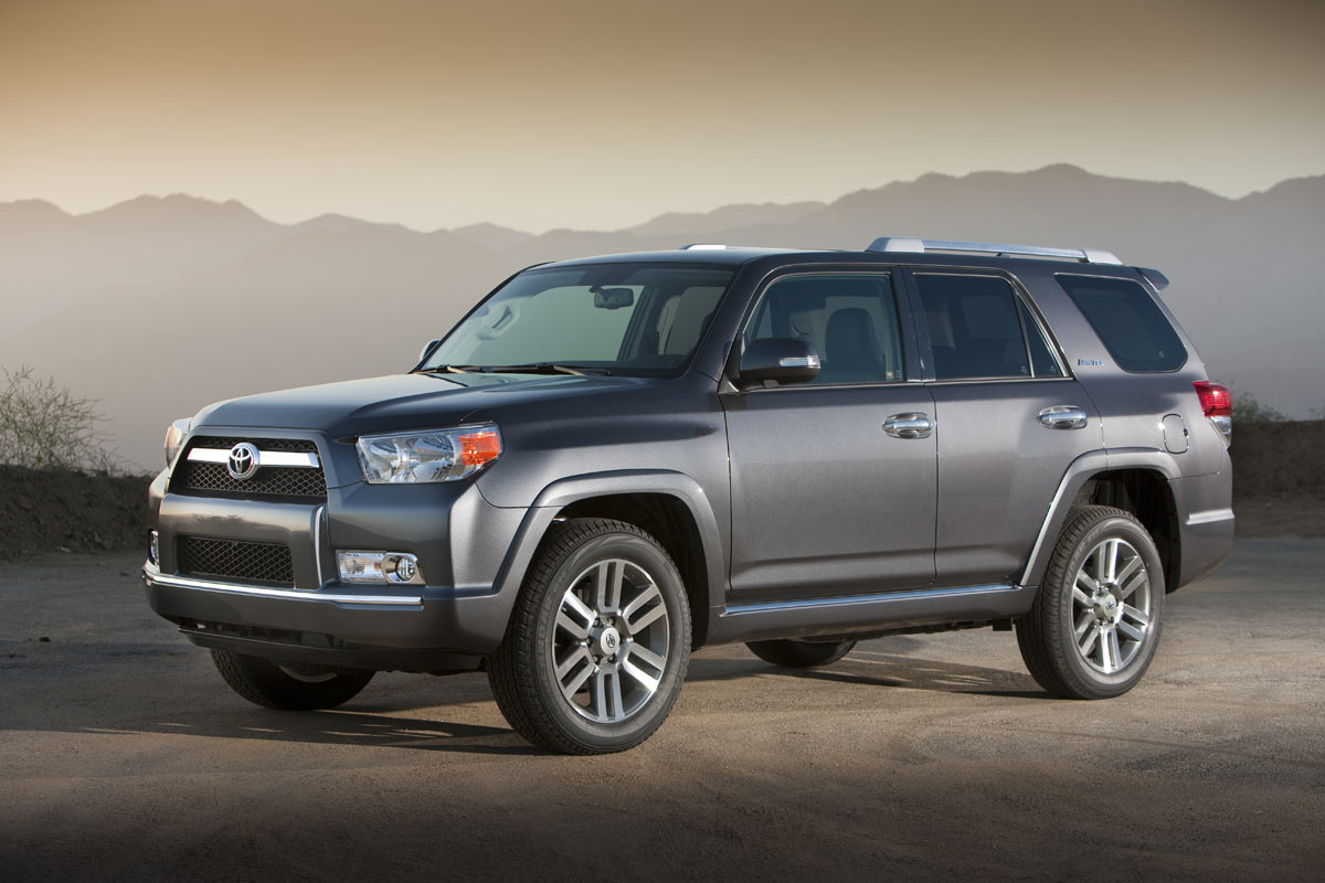 Toyota Of New Orleans >> Black or Gunmetal wheels on 4runner? | Page 2 | TigerDroppings.com