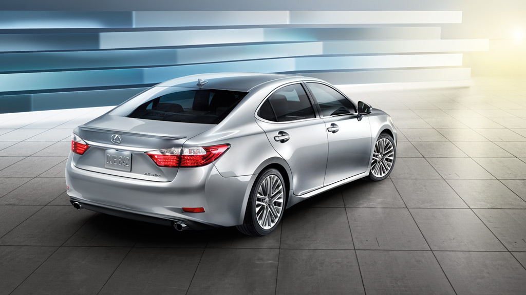 2014 lexus es 350 carpower360. Black Bedroom Furniture Sets. Home Design Ideas